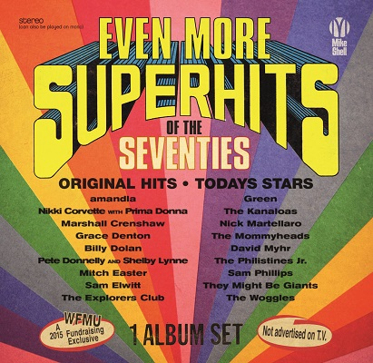 Even More Super Hits of the Seventies